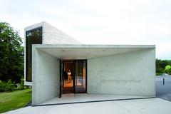 Staab Architekten, Besucherzentrum am Herkules, Kassel 2006-2011 (dave7dean) Tags: architecture concrete architektur beton kassel 20062011 volkerstaab staabarchitekten besucherzentrumamherkules