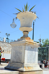 , 03/07/2012. (George A. Voudouris) Tags: soldier greek tomb hellas athens greece unknown 2012 omonia syntagmasquare omonoia greekparliament omoniasquare     evzons omonoiasquare    antonissamaras