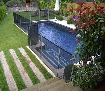GLASS POOL FENCING USA