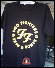 FOO FIGHTERS (Red Lads) Tags: