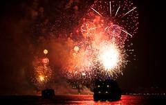 The Engagement (A. Strakey) Tags: nyc newyorkcity ny fireworks yacht manhattan midtown upperwestside hudsonriver gothamist 4thofjuly independenceday curbed newyorkny macys4thofjulyfireworks 4thofjulyfireworks independencedayfireworks scooneradirondack