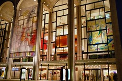 Metropolitan Opera at Lincoln Center, New York