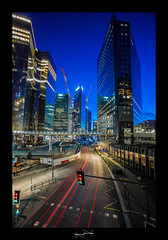 la defense paris by D.F.N. ('^_^ D.F.N. Damail ^_^') Tags: voyage city urban favorite paris france color art love car architecture night canon pose word french geotagged fun photography photo reflex europe flickr gallery photographie mark tube picture award tunnel voiture best fave lumiere views 5d capitale nuit defense franais feu francais artiste artistique photographe 1635 longue 1635mm favoris poselongue couse dfn damail borderfx 5dmarkii creativecollection francais damailsl wwwdamailfr