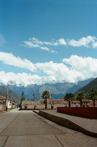 Cachora Village, starting point for the trek to Choquequirao