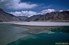 DIGNIFIED BEAUTY, (PHOTOROTA) Tags: pakistan river landscape nikon soe indus abid karakuram photorota