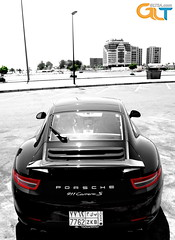 Porsche 911 Carrera S Jeddah by Yasser Helmy GoldenLion (GLTSA.com Instagram and Keek: GLTSA) Tags: by 911 s porsche jeddah 2012 carrera yasser helmy  goldenlion      2013