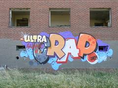ultra satanic kid crap (httpill) Tags: streetart art graffiti kid tag graf detroit crap rem ultra satanic