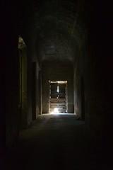 Light at the end (Ele B.) Tags: light window hallway finestra passage luce passaggio corridoio