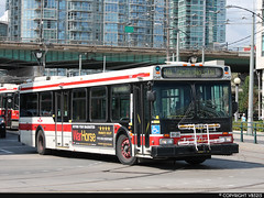 Toronto Transit Commission #7347 (vb5215's Transportation Gallery) Tags: new toronto flyer ttc 1999 transit commission d40lf