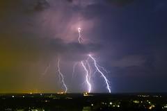 Helsinki Lightning (timo_w2s) Tags: summer storm electric night finland helsinki heat lightning thunder cirrus vuosaari