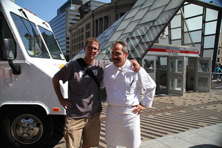 Soup Nazi at Dewey Square - Boston