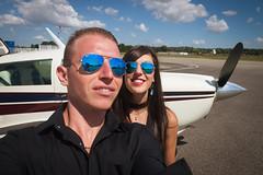 Flying to Pamplona : Spain : Mooney M20 (Benjamin Ballande) Tags: flying pamplona spain mooney m20