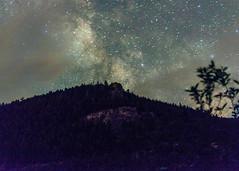 Wyoming - Sinks Canyon-23 (issafly) Tags: longexposure sky star nikon astrophotography wyoming milkyway landerwy sinkscanyon d5100