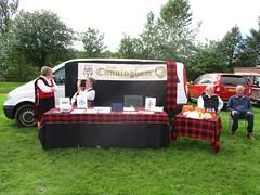 Clan Cunningham Stall