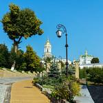 Territory of Kiev Pechersk Lavra / Territorium von Kiewer Lawra thumbnail