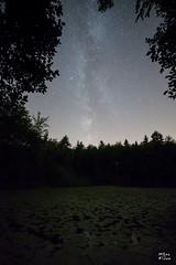 Le lac noir sous la vote cleste (MarKus Fotos) Tags: voie lacte milkyway hautesavoie chablais saintpaulenchablais lac lake