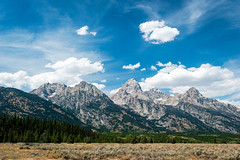 Teton Range (Chen Yiming) Tags: nationalpark wyoming park nps anniversary landscape nature mountain grandteton tetonrange