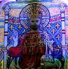 [43985] St Peter, Leeds : High Altar (Budby) Tags: leeds church minster westyorkshire altar reredos victorian