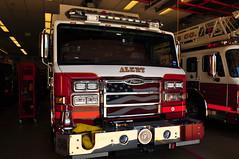 Alert Fire Company Engine 824 (Triborough) Tags: ny newyork nassaucounty greatneck afc afc1 alerfirecompany alertfirecompanyno1 firetruck fireengine engine engine824 pierce velocity