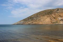 Swim and Sink (cartographerofdreams) Tags: mountain sea turkey eagean water reflection swim sink gkeada trkiye gokceada