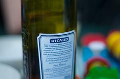 Ricard (Guillaume LARDIER) Tags: ricard pastis bouteille anis apro apritif alcool