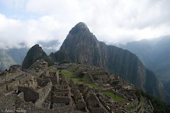 Machu Picchu (A. Stuckert) Tags: machu picchu machupicchu huanupicchu peru travel inka inkan