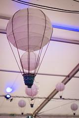 60th Coupe Aronautique Gordon Bennett: Launch Day Preparations (FAI - World Air Sports Federation) Tags: balloons gasballoons gordonbennetballoonrace preparations launchday setup