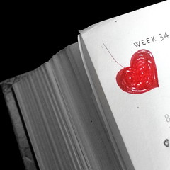 love. (athanasi0u) Tags: love red heart black square