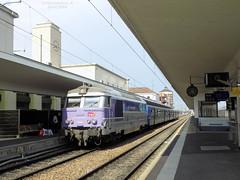 BB 67416 EV + RRR Auvergne 140 (ChristopherSNCF56) Tags: gare de clermont ferrand sncf trains rrr auvergne rame ter reversible regionale bb 67400 en voyage