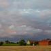Clouded sevening Sky