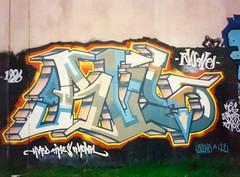 RVS by Revers, US, HTK 1996 (Jonny Farrer (RIP) Revers, US, HTK) Tags: reversgraffiti uscrew halt reb voider voidr devo rvs revers htk us htkgraffiti usgraffiti sfgraffiti sanfranciscograffiti bayareagraffiti graffiti