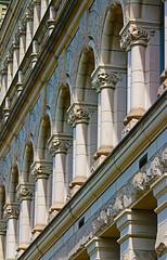 Legislature Buildings, Victoria BC (michael_riches) Tags: building architecture gargoyle sculpture outdoor victoriabc canada
