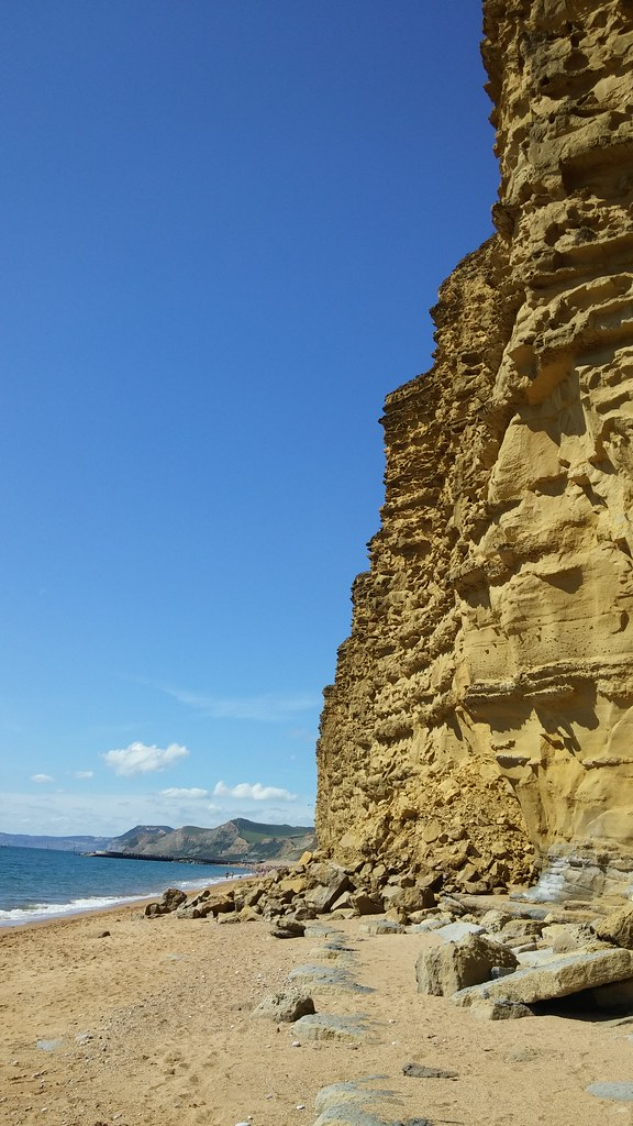 West bay beach dorset reviews