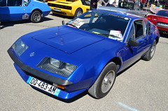 Alpine A310 (benoits15) Tags: automotive automobile anciennes avignon retro racing rallye italian italia italy old prestige supercar festival flickr french german gt historic motor meeting car coches classic cars collection voiture vintage nikon alpine a310