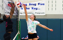 IMG_7484 (SJH Foto) Tags: girls volleyball high school scrimmage northstar boswell pa pennsylvania action shot