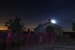 El resplandor (Luis R.C.) Tags: nocturnas escena boalo madrid