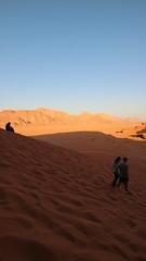IMG_1889 (sheepman) Tags: wadirum jeep sunset