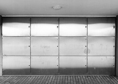 Boat boxes (Wechselsack (formerly n95lover)) Tags: eifel rursee schneeeifel rudern bootshaus rur