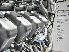 Innotrans2016_20 (Rolls-Royce Power Systems AG) Tags: mtu innotrans rollsroyce power systems rail bahn locomotive engine powerpack