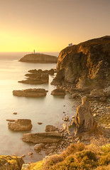 Sunset at South Stack (In Explore 25 Sept 16) (andythomas390) Tags: southstack anglesey lighthouse nikon d7000 sigma1020mm