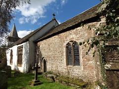 Dixton Church II, Monmouthshire, 22 September 2016 (AndrewDixon2812) Tags: dixton monmouth monmouthshire wales hereford church wye valley