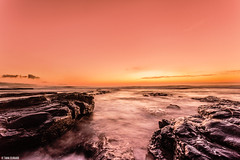 Wollongong City Sunrise (Taha Elraaid) Tags: city beautiful sunrise canon image australia nsw 7d taha wollongong illawarra    wollongongcity  elraaid   tahaphotography tahaelraaid