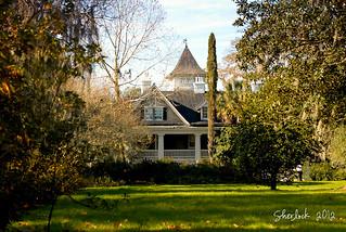 Magnolia Garden House