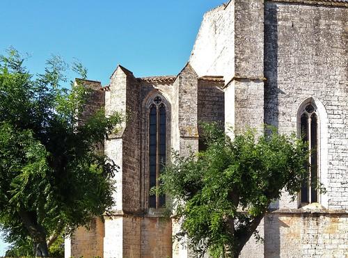 Loupian (Hérault), église Ste-Cécile (7)