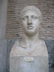 Testa del Doriforo (Minerva's_Owl) Tags: napoli museo pompei testa doriforo policleto