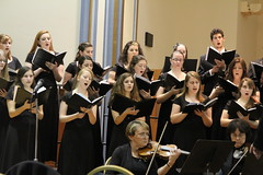 Immaculata University Music Department Spring 2012 Choral Concert