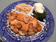 Chicken Marsala (Patty Anderson) Tags: recipes inexpensive chickenmarsala