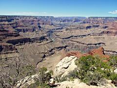 Mohave Point, Hermits Rest Route Red Line, Grand Canyon, Arizona (Snuffy) Tags: mohavepoint grandcanyonnationalpark arizona usa rememberthatmoment rememberthatmomentlevel1 heartawards