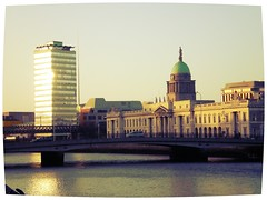The Liffey (St James Gate) Tags: dublin oldeffect