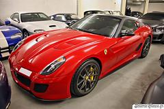 Ferrari 599 GTO & others (Sellerie'Cimes) Tags: dino martin continental ferrari dodge gto gt viper bugatti lamborghini bentley aston maranello veyron gts 550 rapide 246 supersports 599 reventon mansory vincero